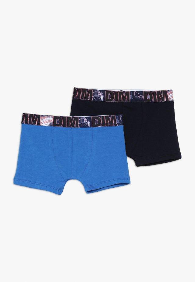 2 PACK - Panties - bleu electrique