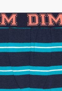 DIM - BOXER 2 PACK - Shorty - blue - 4