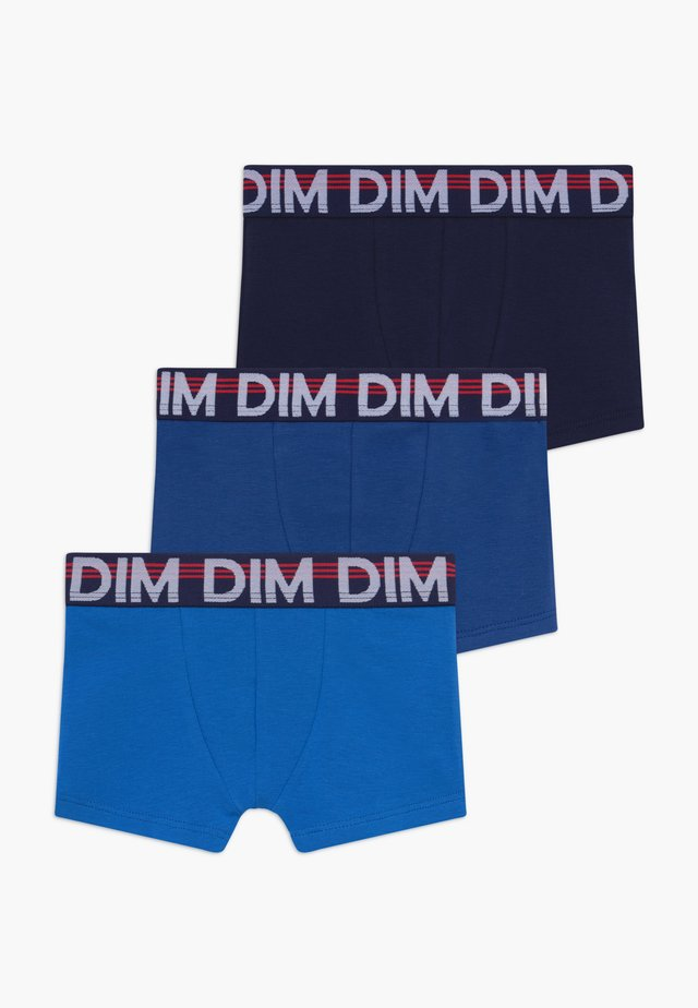 3 PACK - Shorty - outremer