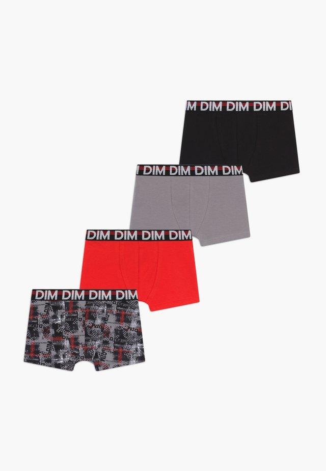 4 PACK  - Underkläder - noir
