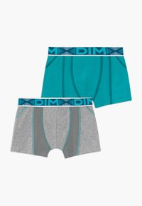 DIM - 2 PACK - Shorty - gris chine - 0