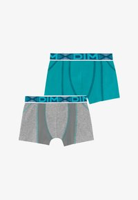 DIM - 2 PACK - Shorty - gris chine - 3