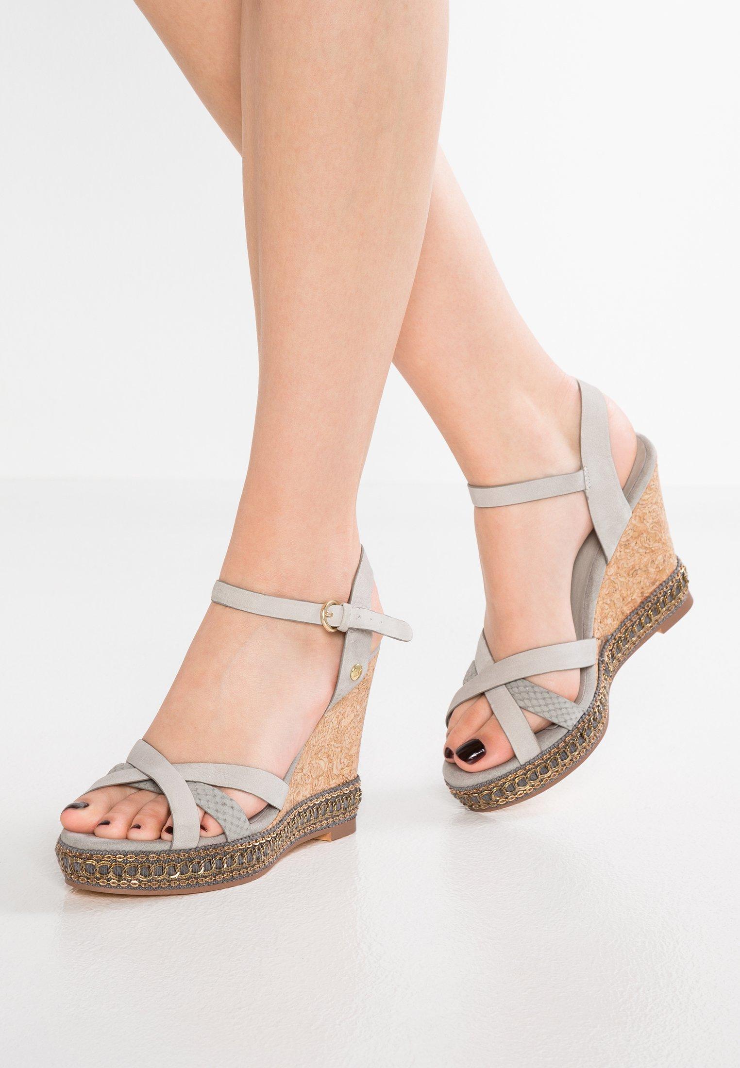 Sandales À Bv Dna HautsGrey Talons Footwear txhQsrdC