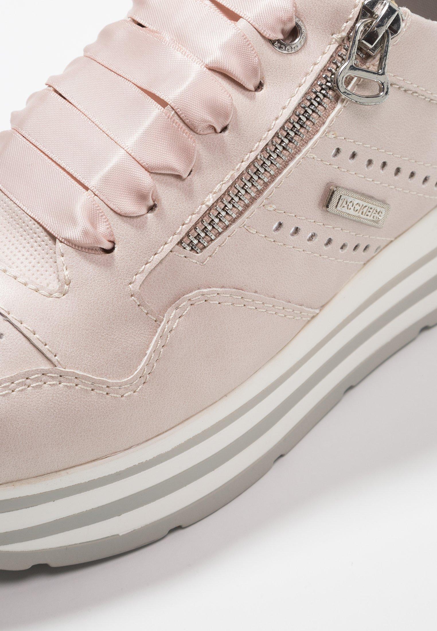 Dockers by Gerli Sneaker low - rosa