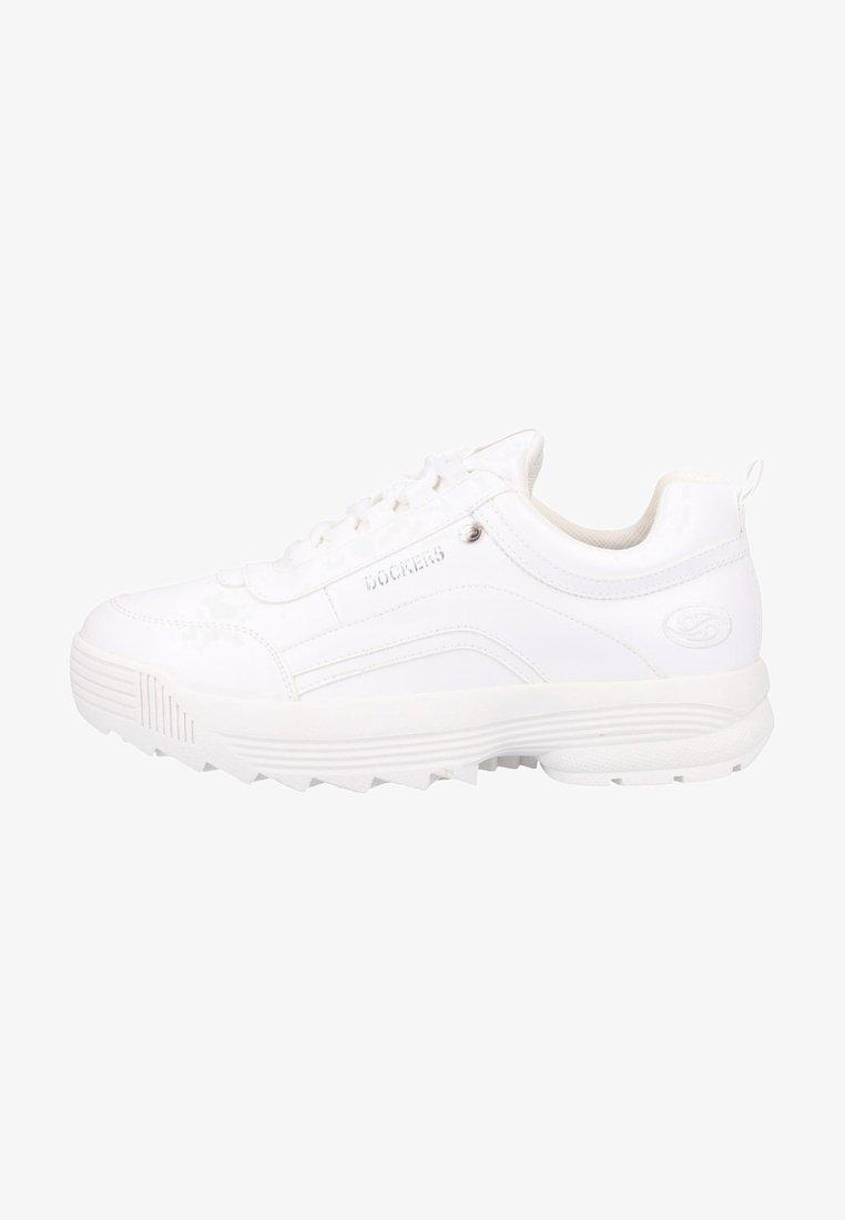Dockers by Gerli - Sneaker low - white