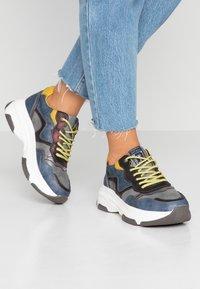 Dockers by Gerli - Sneakers - navy/multicolor - 0