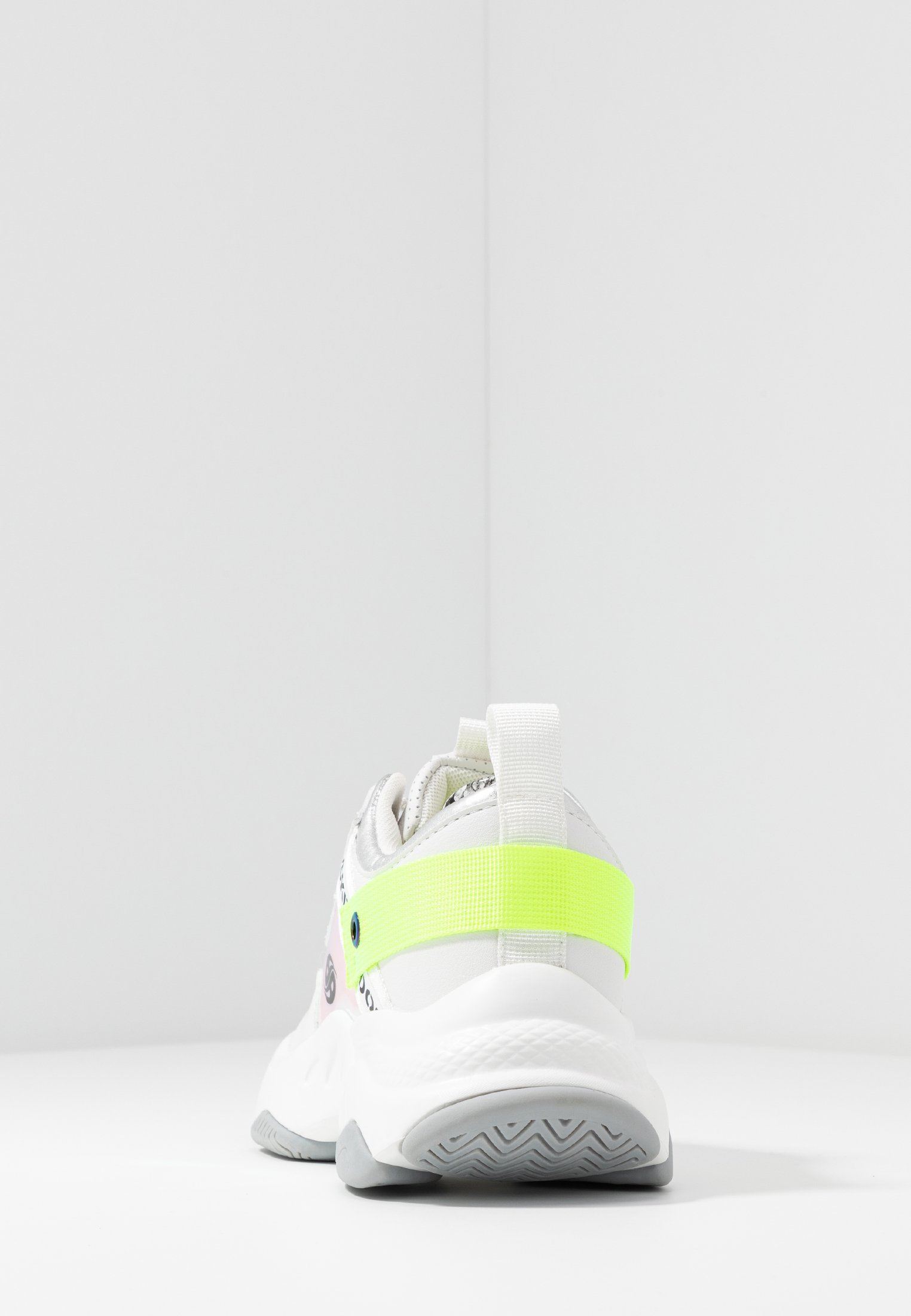 Dockers by Gerli Baskets basses - weiß/multicolor