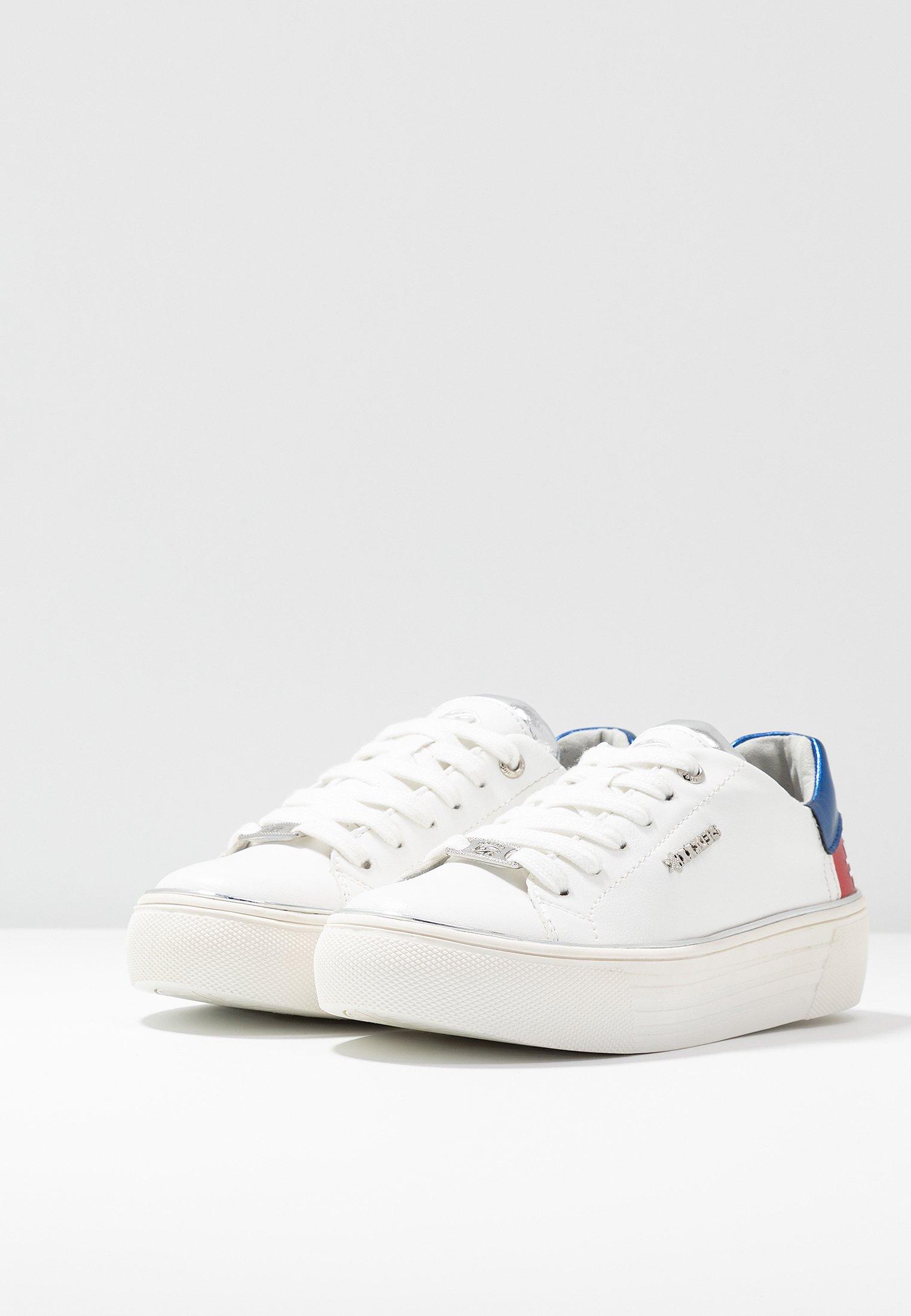 Dockers by Gerli Sneakersy niskie - white