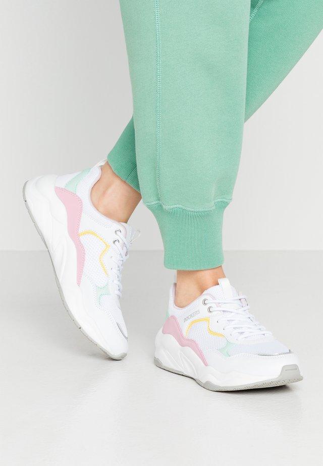 Tenisky - weiß/multicolor