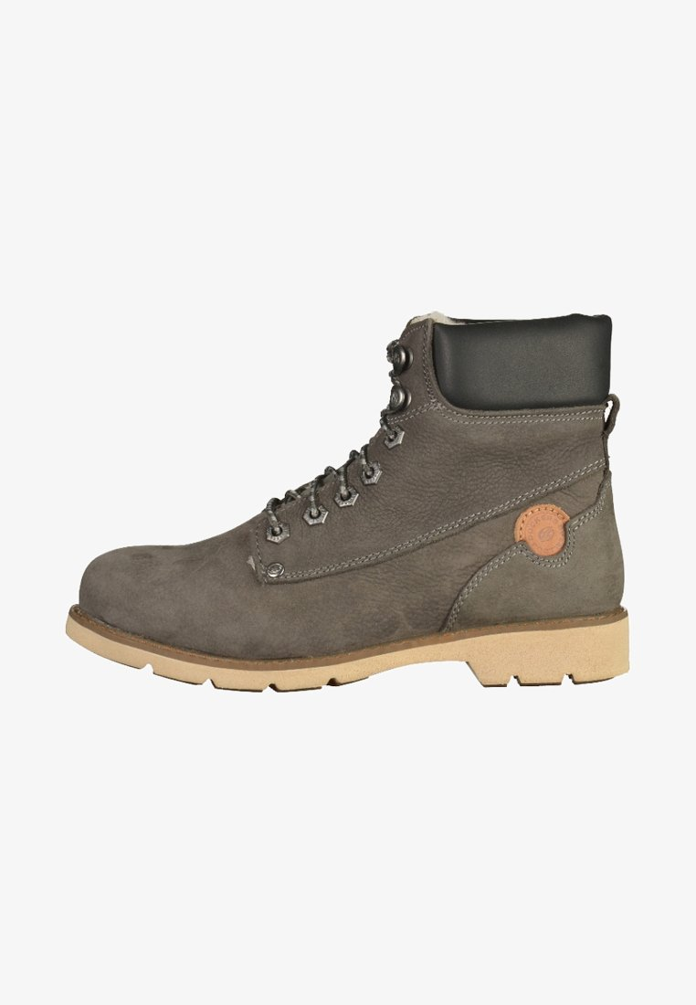 Dockers by Gerli - Lace-up ankle boots - grey