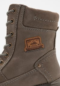 Dockers by Gerli - Lace-up ankle boots - schlamm - 2