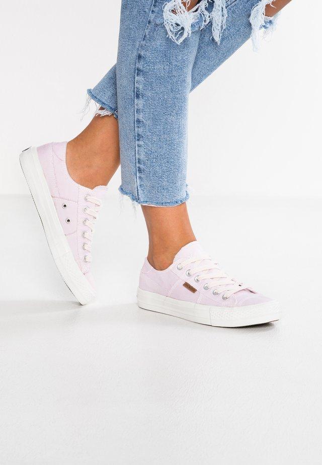 Sneakers - rosa/weiß