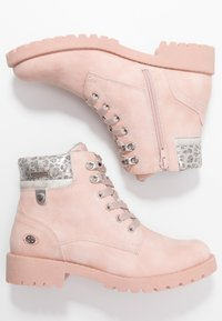 Dockers by Gerli - Ankle boots - rosa - 3