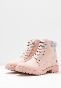 Dockers by Gerli - Ankle boots - rosa - 4