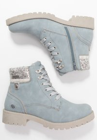 Dockers by Gerli - Ankle boots - light blue - 3