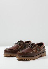Dockers by Gerli - Chaussures à lacets - brown - 2