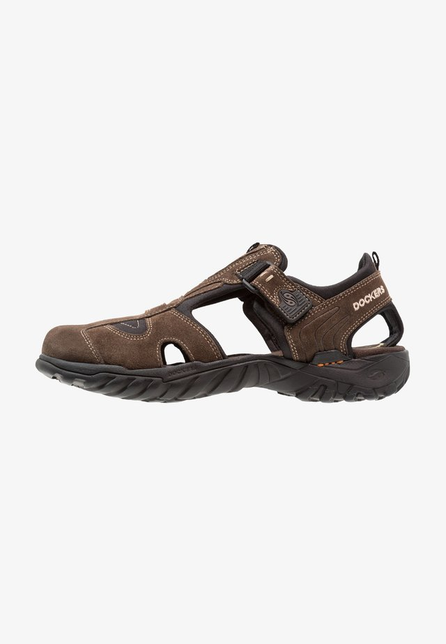 Outdoorsandalen - cafe