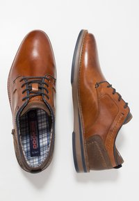 Dockers by Gerli - Lace-ups - tan - 1
