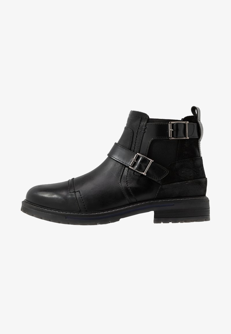Dockers by Gerli - Cowboy/biker ankle boot - schwarz