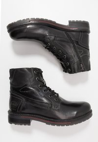 Dockers by Gerli - Bottines à lacets - black