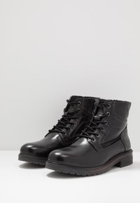 Dockers by Gerli - Bottines à lacets - black - 2