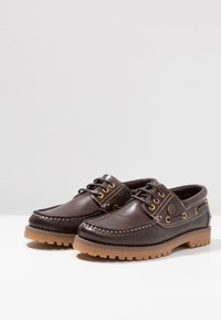 Dockers by Gerli - Chaussures bateau - cafe - 2