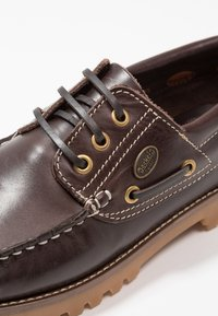 Dockers by Gerli - Chaussures bateau - cafe - 5
