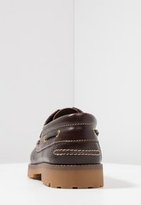 Dockers by Gerli - Chaussures bateau - cafe - 3