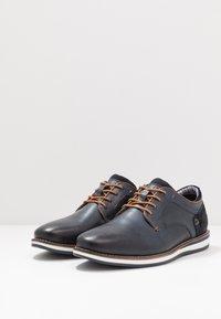 Dockers by Gerli - Casual lace-ups - blau - 2
