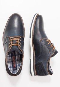 Dockers by Gerli - Casual lace-ups - blau - 1