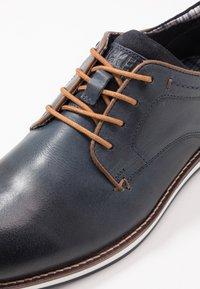 Dockers by Gerli - Casual lace-ups - blau - 5