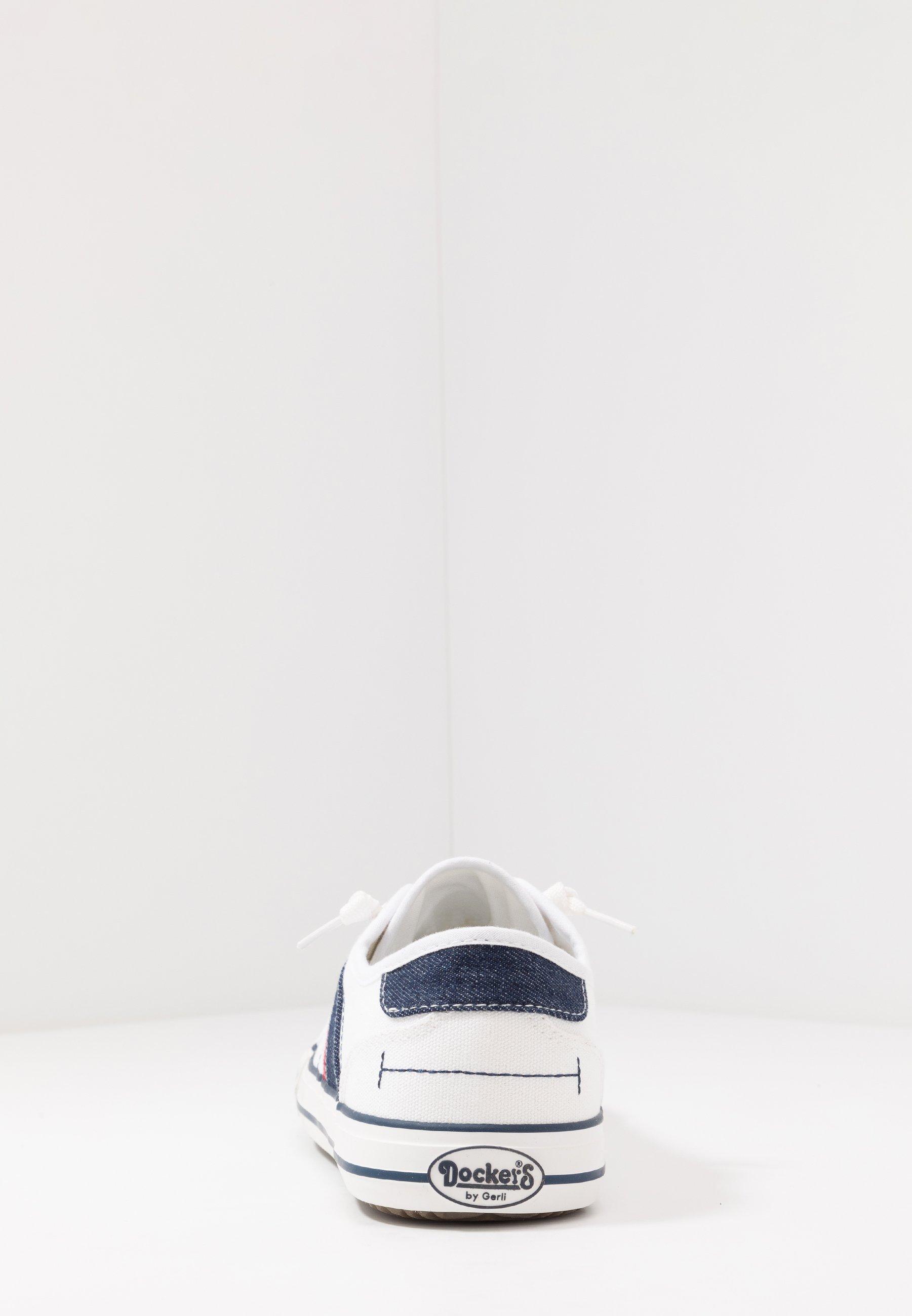 Dockers by Gerli Sneakersy niskie - weiss