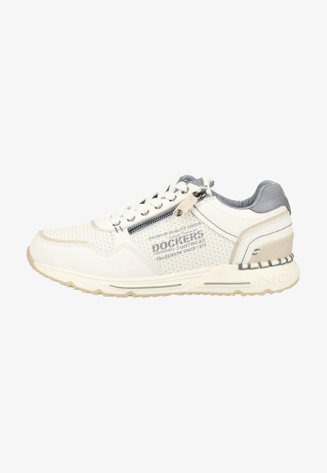 DOCKERS BY GERLI SNEAKER - Sneaker low - white