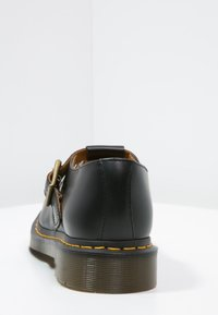 Dr. Martens - POLLEY - Loaferit/pistokkaat - black