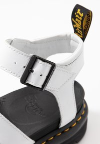 Dr. Martens - BLAIRE - Korkeakorkoiset sandaalit - white hydro - 2