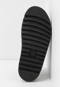 Dr. Martens - BLAIRE - Korkeakorkoiset sandaalit - black - 6