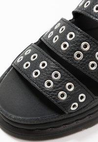 Dr. Martens - CLARISSA - Sandals - black aunt sally - 2
