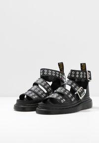 Dr. Martens - CLARISSA - Sandals - black aunt sally - 4