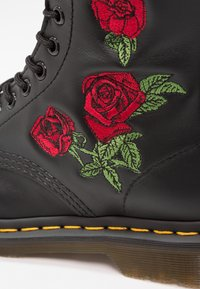Dr. Martens - VONDA 14 EYE BOOT - Lace-up boots - black/rose - 6
