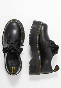 Dr. Martens - HOLLY - Oksfordki - black buttero - 3