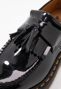Dr. Martens - ADRIAN - Scarpe senza lacci - black - 2
