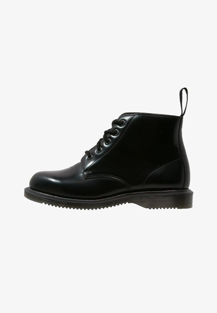 Dr. Martens - EMMELINE - Šněrovací kotníkové boty - black