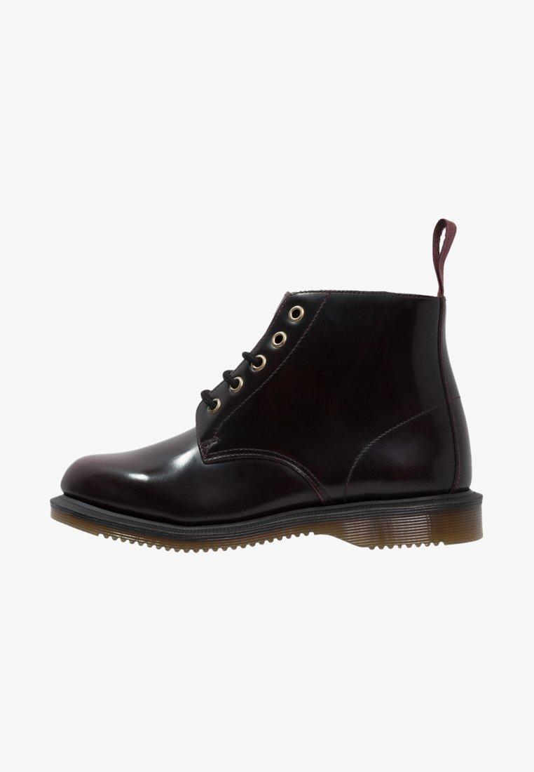 Dr. Martens - EMMELINE - Boots à talons - cherry red