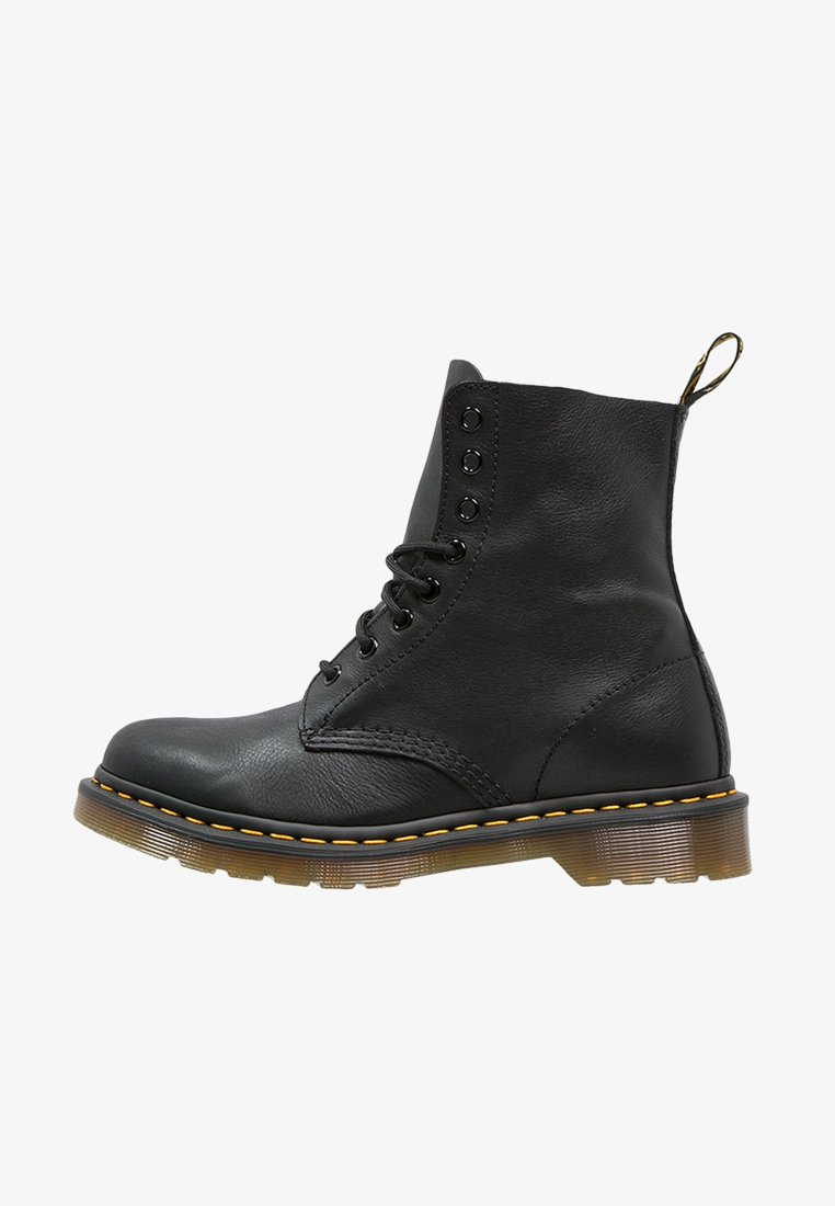 Dr. Martens - 1460 PASCAL 8 EYE BOOT  - Lace-up ankle boots - black