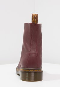 Dr. Martens - 1460 PASCAL 8 EYE BOOT  - Lace-up ankle boots - cherry red - 4