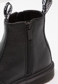 Dr. Martens - 2976 W/ZIPS CHELSEA BOOT - Classic ankle boots - black - 6