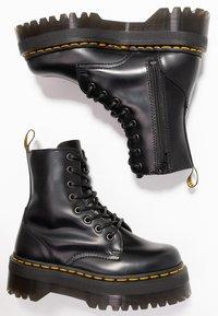 Dr. Martens - JADON ZIP - Platåstøvletter - black - 3
