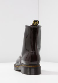 Dr. Martens - 1460 8 EYE BOOT - Lace-up ankle boots - cherry red arcadia - 5