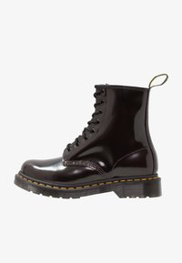 Dr. Martens - 1460 8 EYE BOOT - Lace-up ankle boots - cherry red arcadia - 1