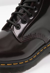 Dr. Martens - 1460 8 EYE BOOT - Lace-up ankle boots - cherry red arcadia - 2